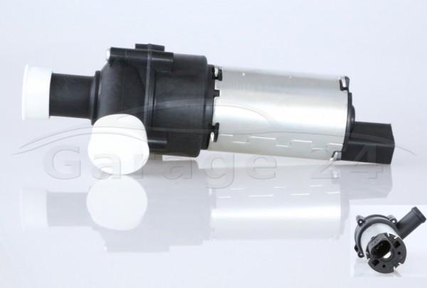 Zusatz- Wasserpumpe 12V für VW T4 Sharan Alhambra Galaxy