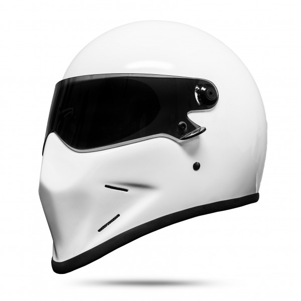 ATO Moto Dark Integralhelm White