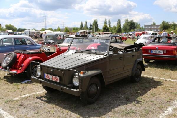 VW 181 Kübel Baujahr 1972 H-Zulassung