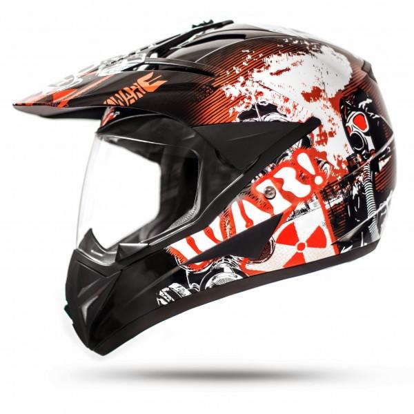 ATO Moto WAR Helm