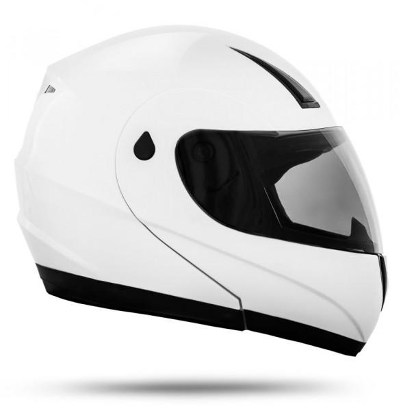 ATO K71 - Klapphelm - Weiß - B-Ware