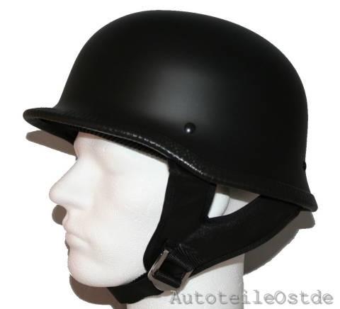 WHG Wehrmachts Helm (Schwarz matt)
