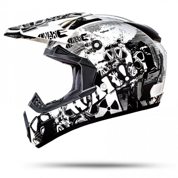 Nevada Helm Weiß