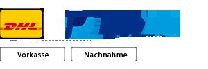 DHL PayPal Logo